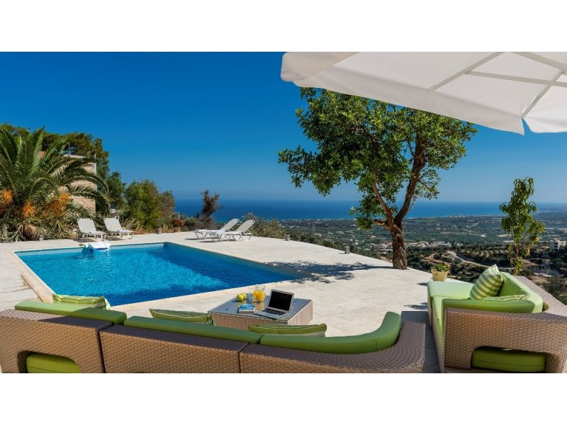 Photo n°92414 : location villa luxe, Grèce, CRERET 6901