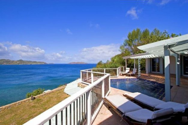 luxury villa rental, Caraibean and Americas, STBART 045