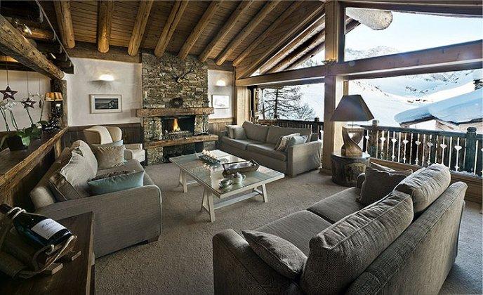 luxury villa rental, France, CHAVAL 1147