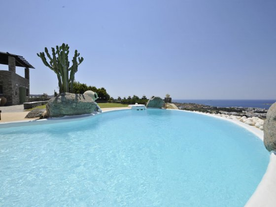 luxury villa rental, Greece, CYCPAR 2601