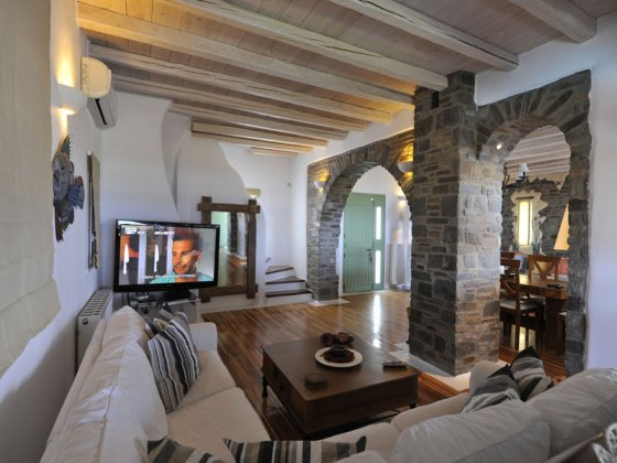 Photo n°67285 : luxury villa rental, Greece, CYCPAR 2601