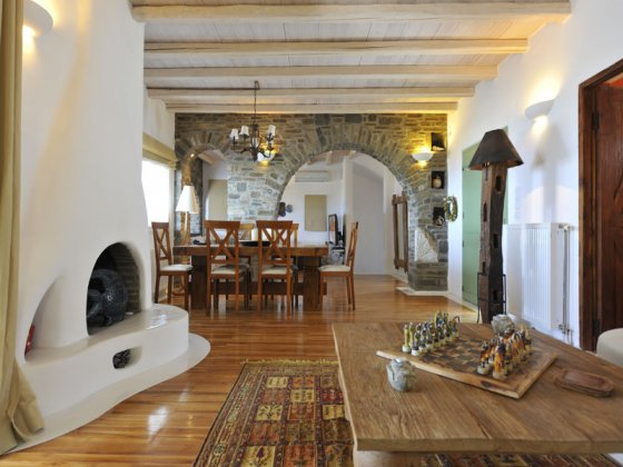 Photo n°67286 : luxury villa rental, Greece, CYCPAR 2601