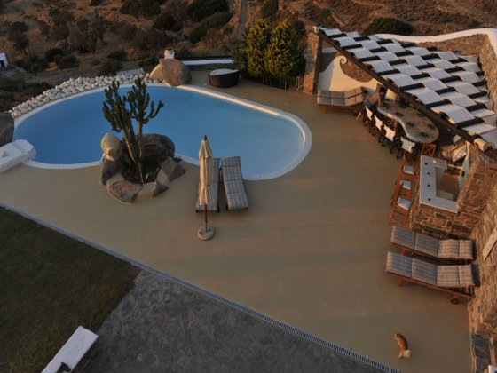Photo n°67315 : luxury villa rental, Greece, CYCPAR 2601