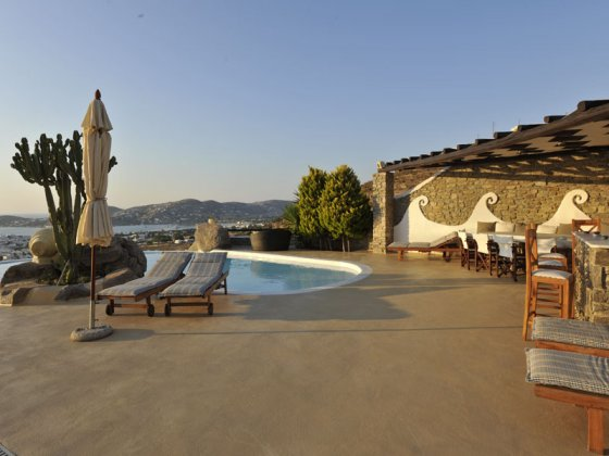 Photo n°67304 : luxury villa rental, Greece, CYCPAR 2601
