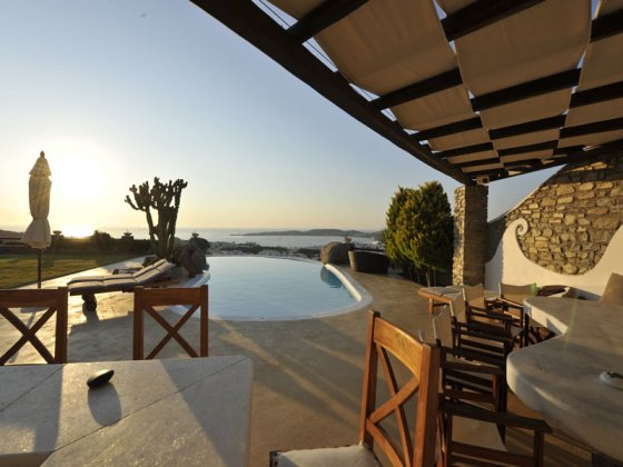 Photo n°67307 : luxury villa rental, Greece, CYCPAR 2601