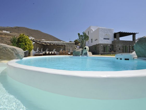 Photo n°67302 : luxury villa rental, Greece, CYCPAR 2601