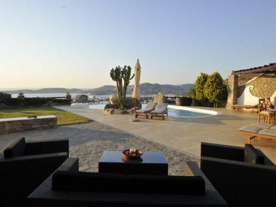 Photo n°67305 : luxury villa rental, Greece, CYCPAR 2601