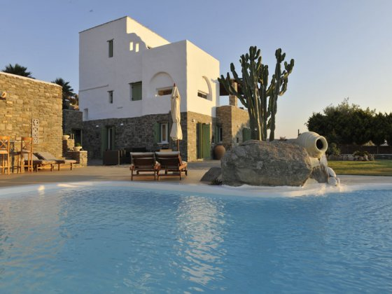 Photo n°67308 : luxury villa rental, Greece, CYCPAR 2601