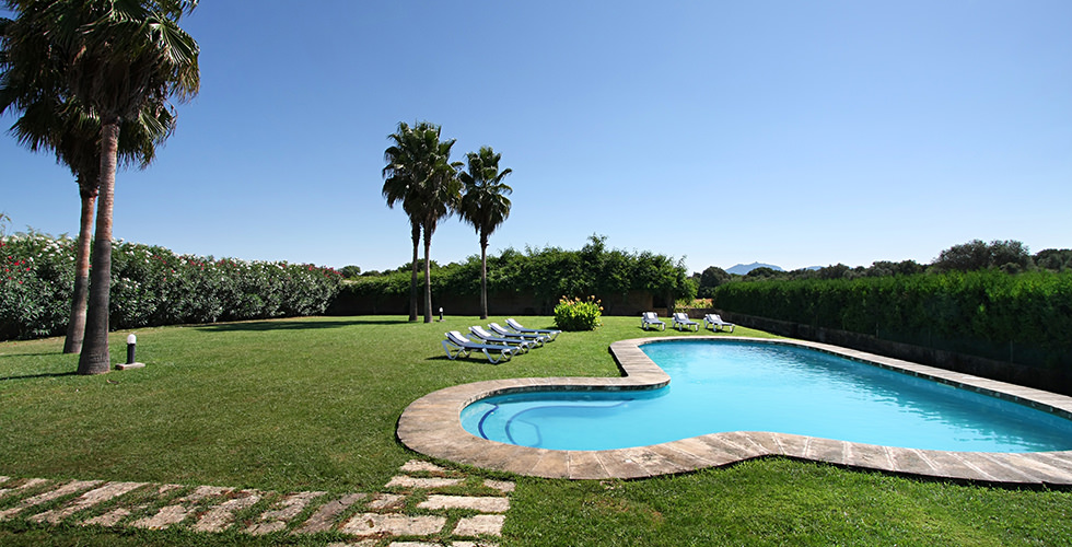 luxury villa rental, Spain, ESPMAJ  1201