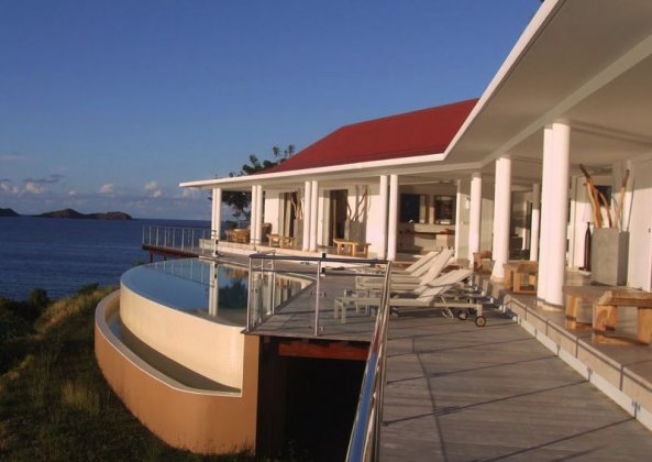 luxury villa rental, Caraibean and Americas, STBART 316
