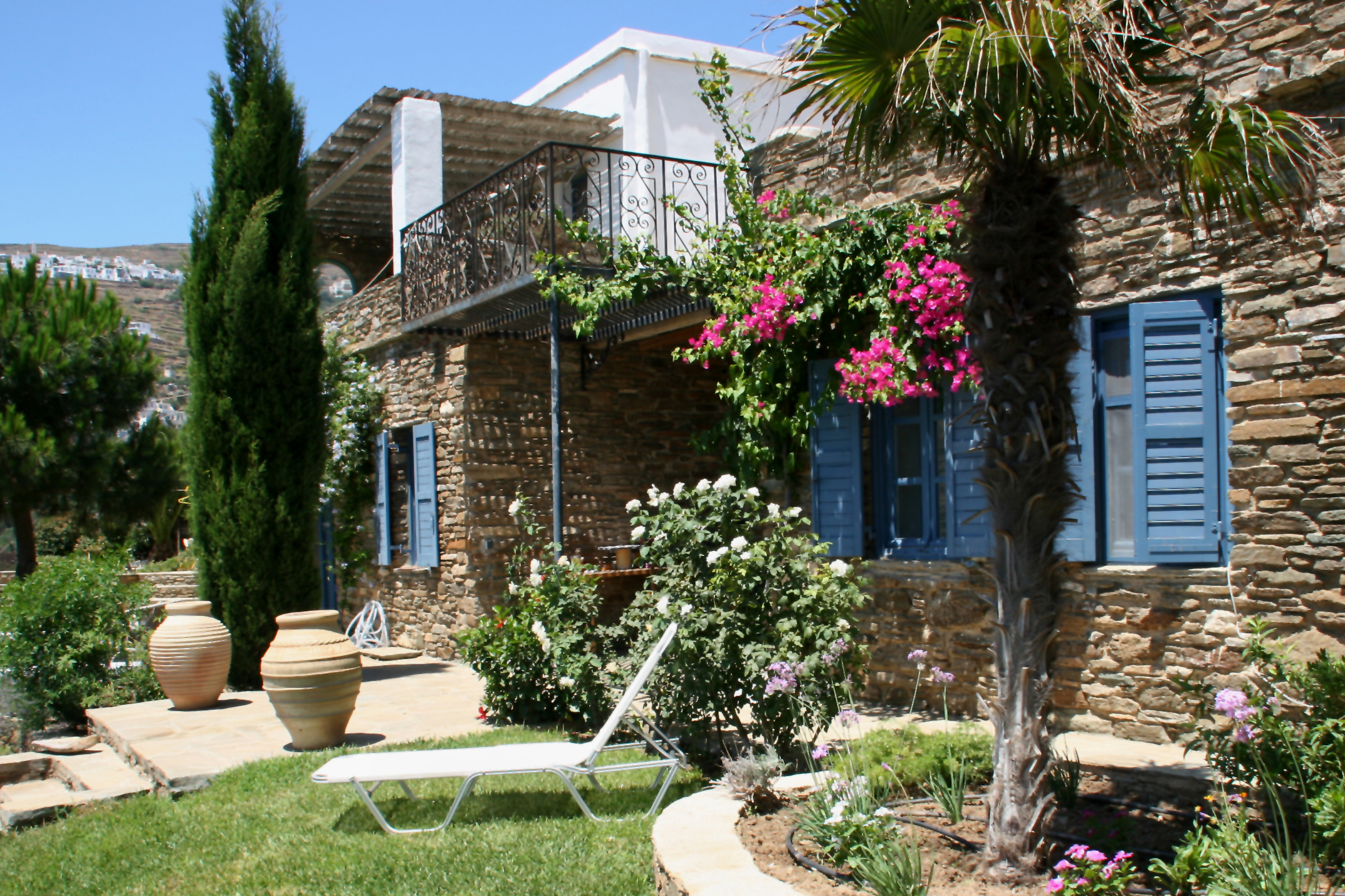 luxury villa rental, Greece, CYCTIN 473