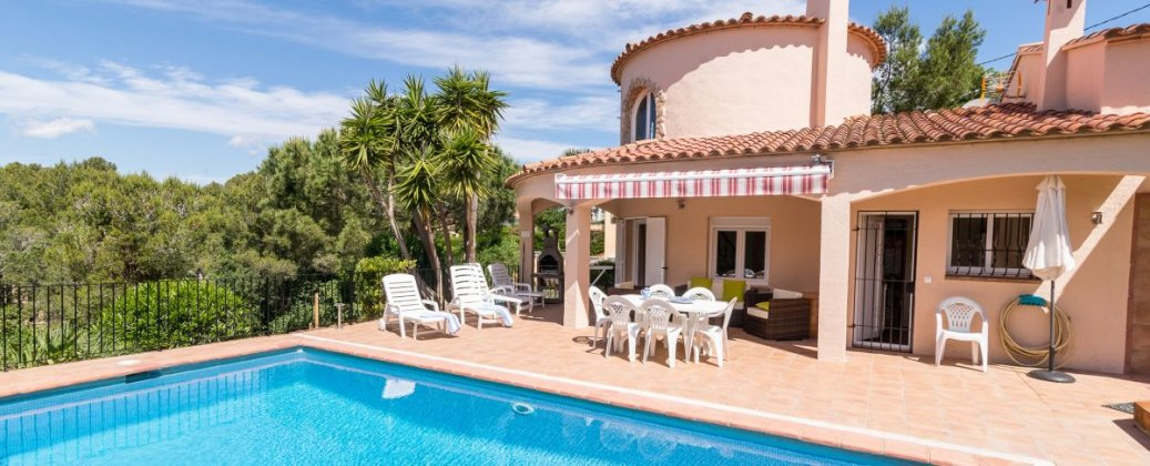 luxury villa rental, Spain, ESPCAT 1629