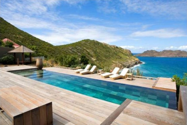 luxury villa rental, Caraibean and Americas, STBART 046