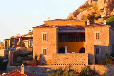 luxury villa rental, Greece, SARHYD 403