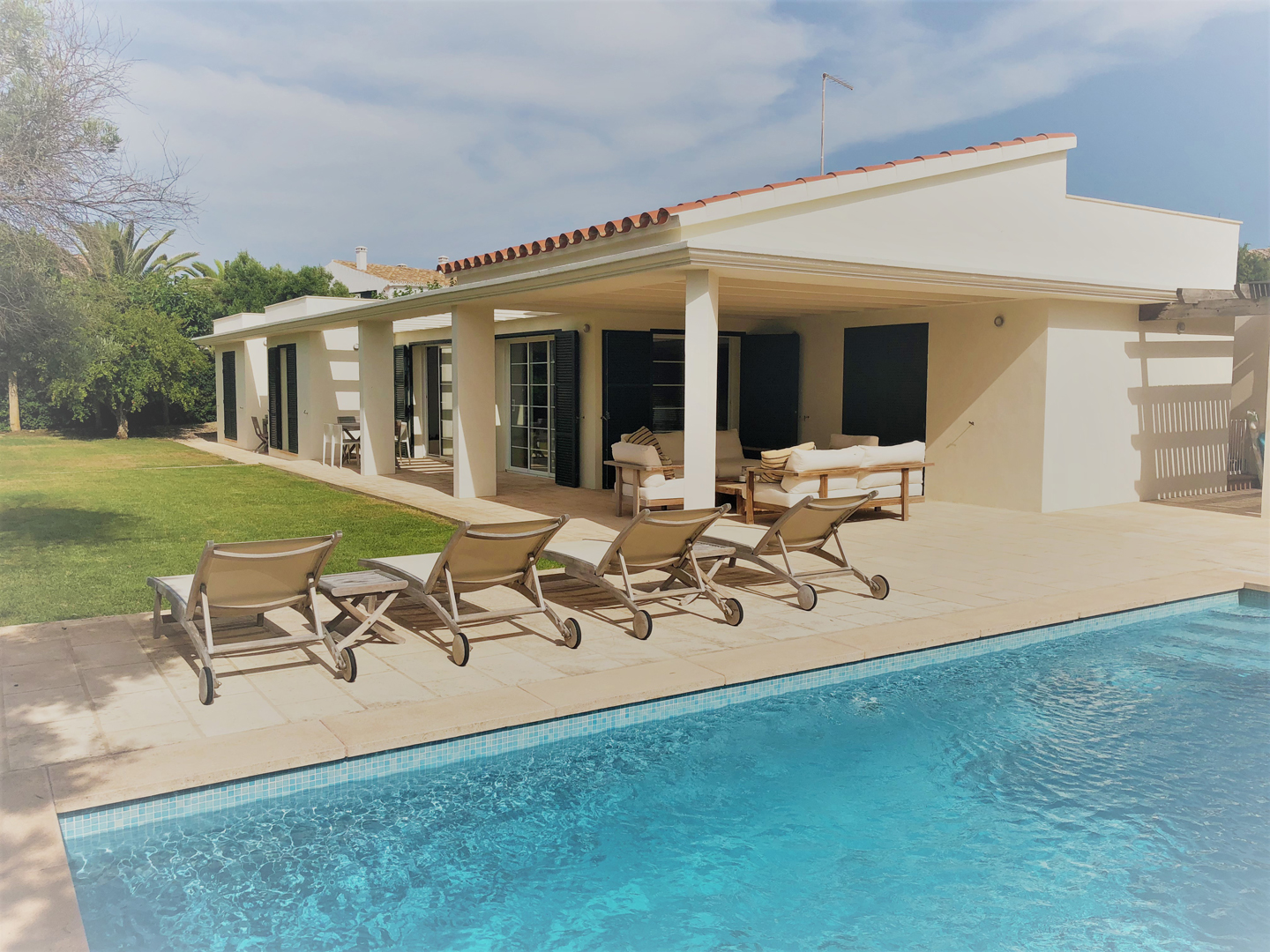 luxury villa rental, Spain, ESPMIN 728