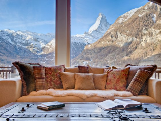 luxury villa rental, Switzerland, CHAZER 0424