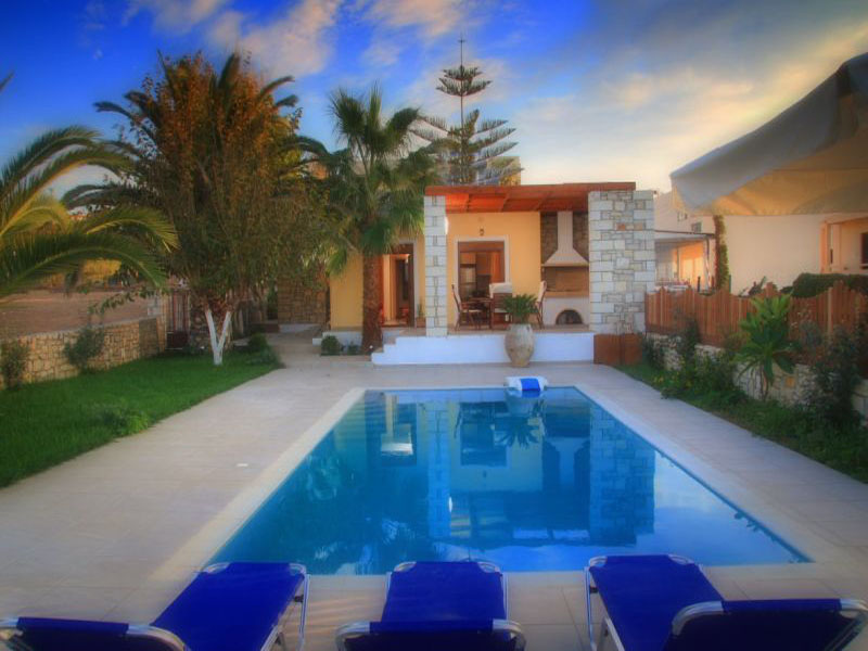 luxury villa rental, Greece, CRERET 835