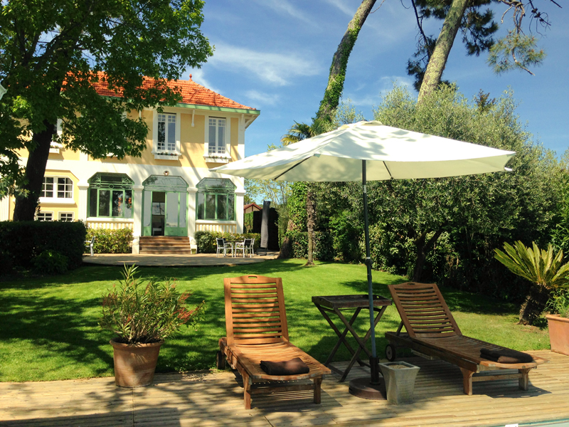 Location Villa Luxe, France, LANFER 017