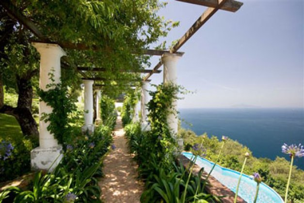 luxury villa rental, Italy, CAMCAP 1745