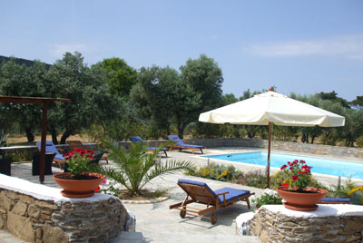 luxury villa rental, Greece, SPOSKO 101