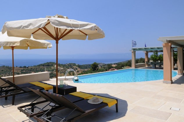 luxury villa rental, Greece, PELPOR 706