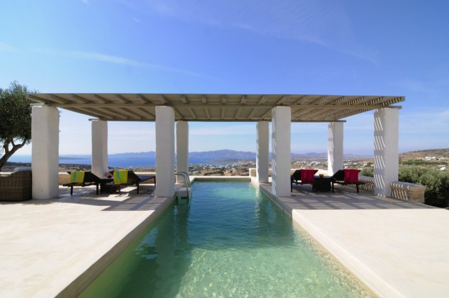 luxury villa rental, Greece, CYCPAR 707