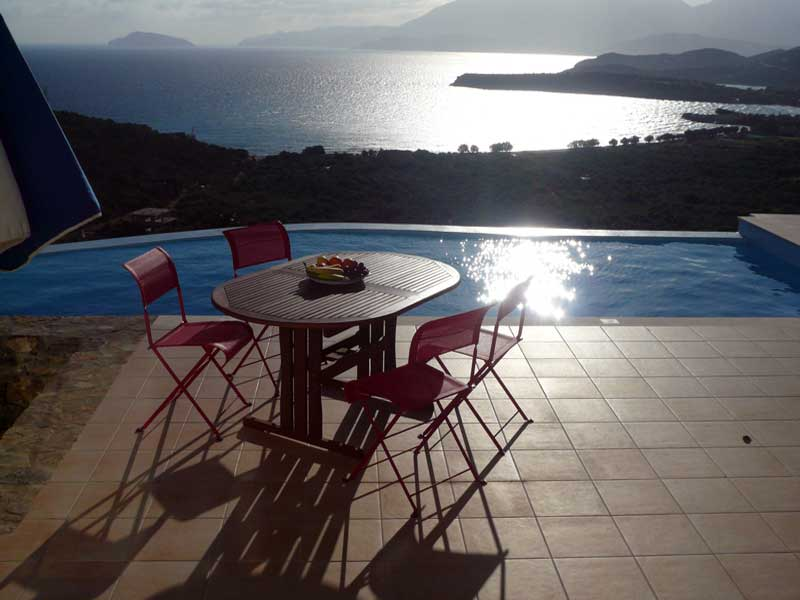 luxury villa rental, Greece, CREAGI 5301