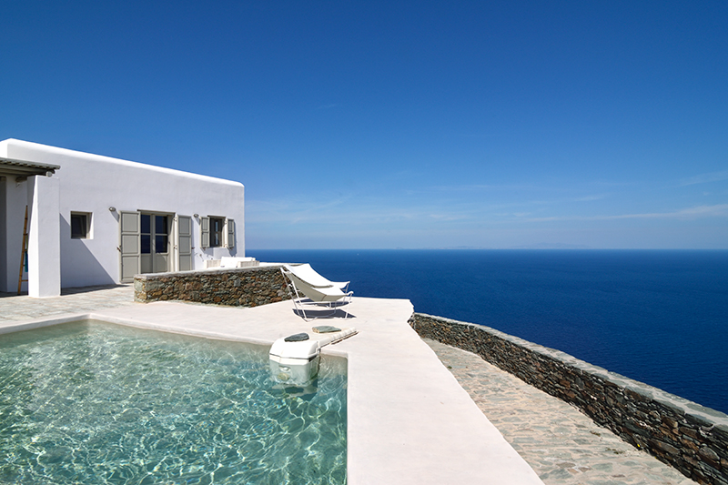luxury villa rental, Greece, CYCFOL 708