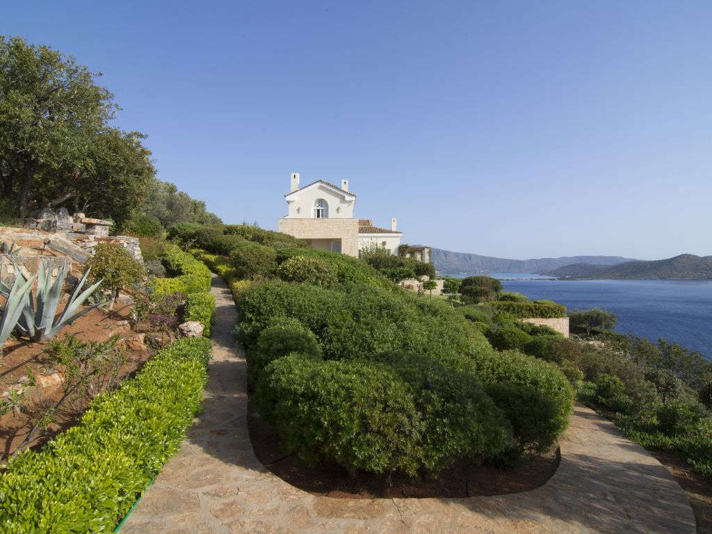 luxury villa rental, Greece, CREAGI 5601