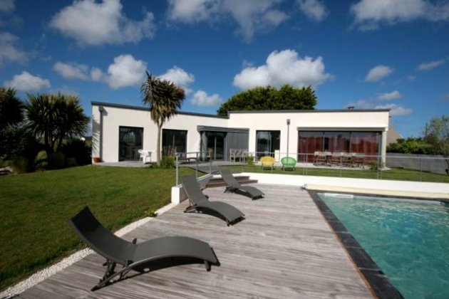 Photo n°101232 : luxury villa rental, France, BRELAV 010