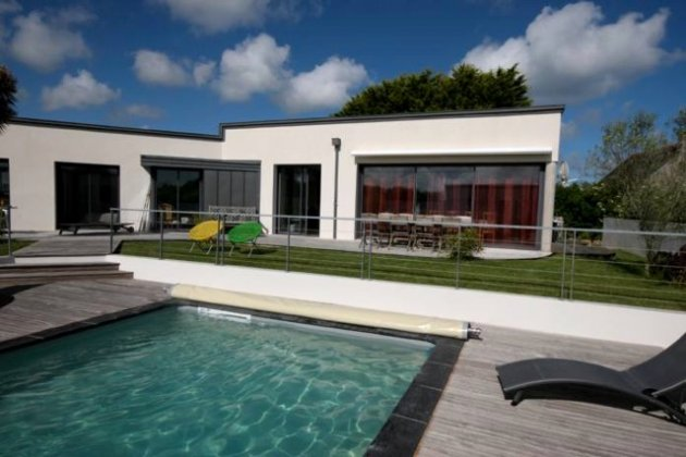 Photo n°101233 : luxury villa rental, France, BRELAV 010