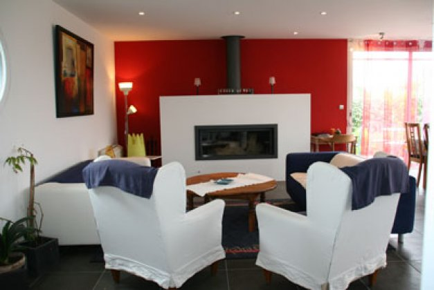 Photo n°12379 : luxury villa rental, France, BRELAV 010