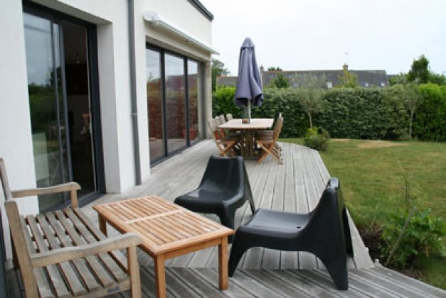 Photo n°12378 : luxury villa rental, France, BRELAV 010