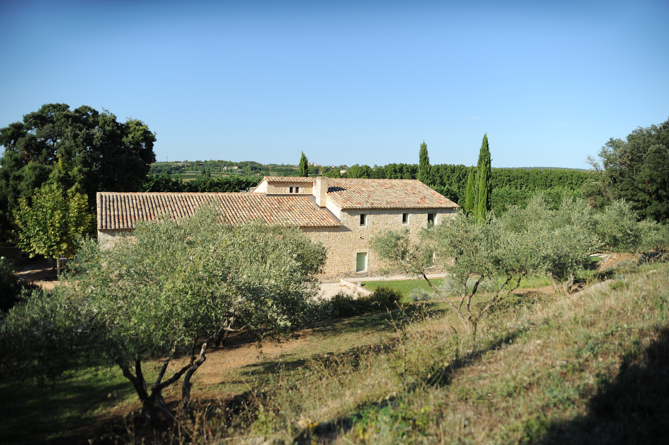luxury villa rental, France, GARUZE 002