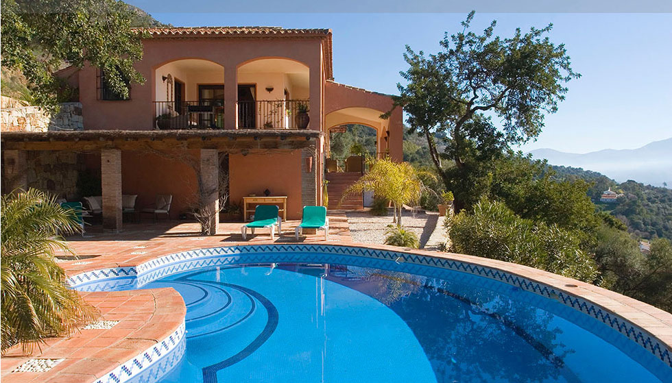 luxury villa rental, Spain, ESPAND 610