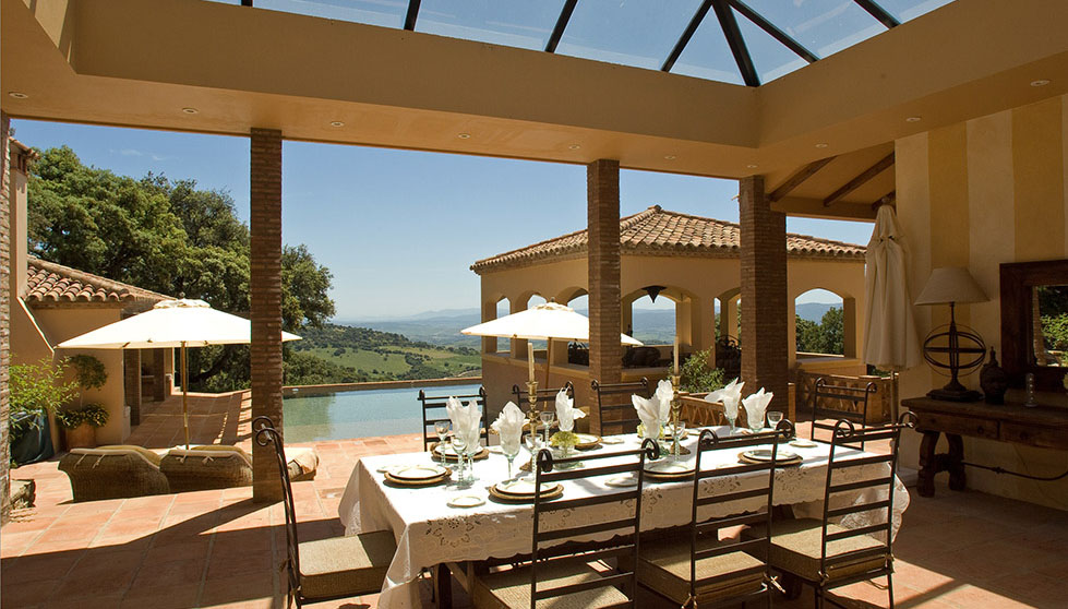 luxury villa rental, Spain, ESPAND 611