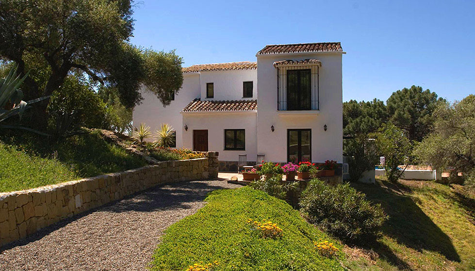 luxury villa rental, Spain, ESPAND 612