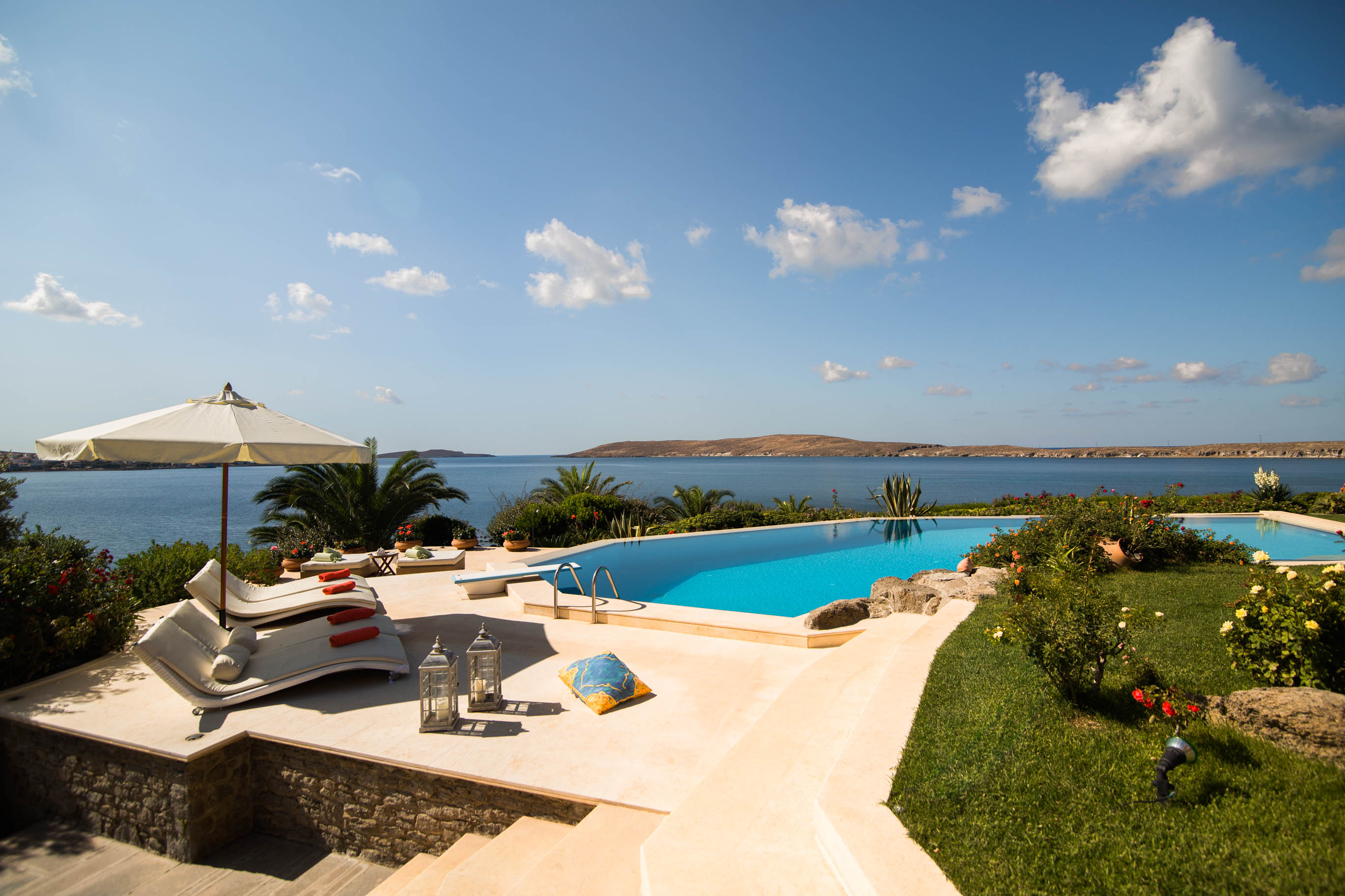 luxury villa rental, Greece, EGELES 901