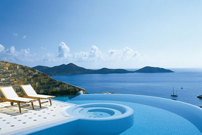 luxury villa rental, Greece, CREAGI 2004