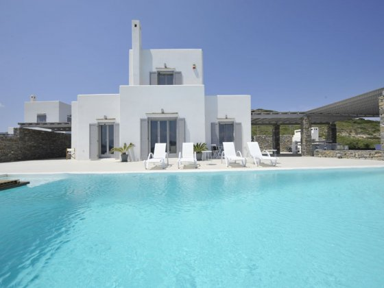 Photo n°41540 : luxury villa rental, Greece, CYCPAR 4801