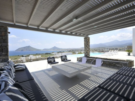 Photo n°41543 : luxury villa rental, Greece, CYCPAR 4801