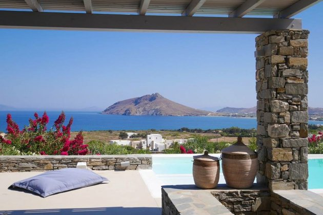 Photo n°94609 : luxury villa rental, Greece, CYCPAR 4801