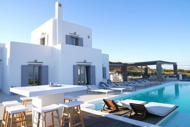 Photo n°94607 : luxury villa rental, Greece, CYCPAR 4801