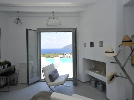 Photo n°41557 : luxury villa rental, Greece, CYCPAR 4801