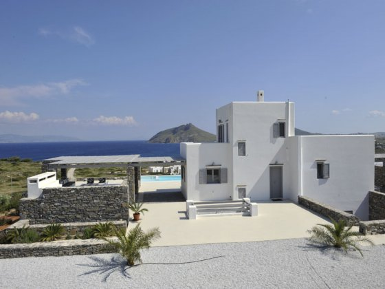 Photo n°41595 : luxury villa rental, Greece, CYCPAR 4801