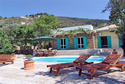 luxury villa rental, Greece, SPOSKO 103