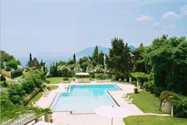 luxury villa rental, Greece, IONCOR 3606