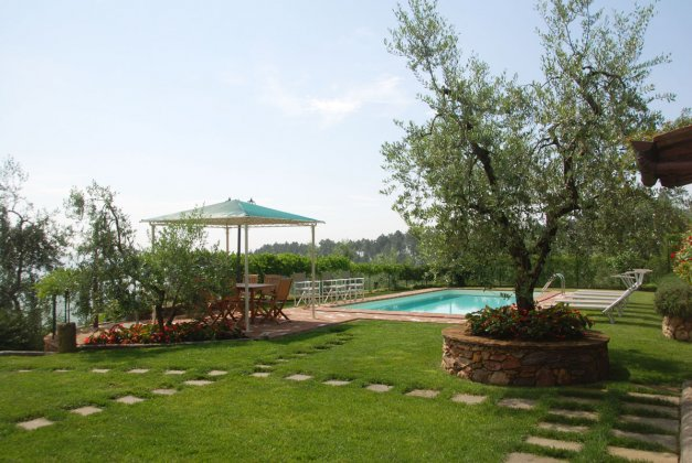 luxury villa rental, Italy, TOSLUC 1094