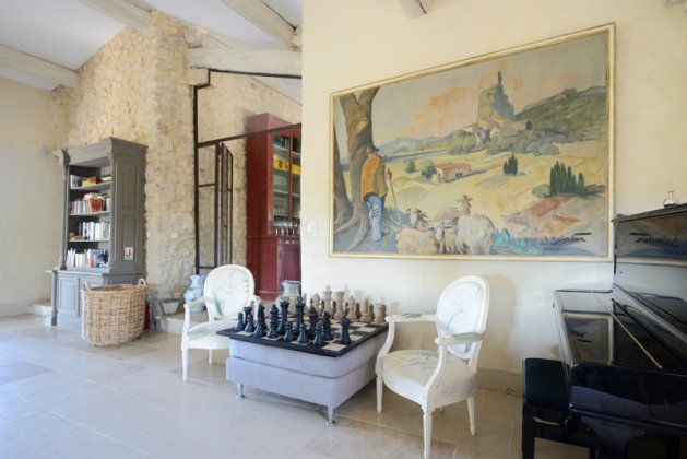 Photo n°116586 : luxury villa rental, France, LUBAPT 225