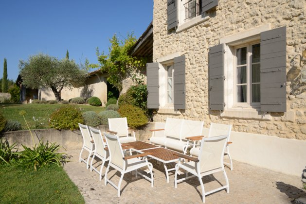Photo n°116555 : luxury villa rental, France, LUBAPT 225